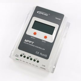 EPEVER MPPT  Solar controller 20/30/40 A 12/24V LCD, RS 485
