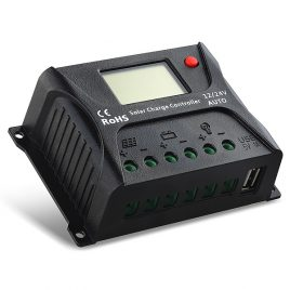 10/20A Solar Charge Controller,  LCD Display, USB, SR-HP2410/20