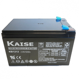 12v 5/7/7.2/9/12/18Ah Kaise AGM Sealed Battery