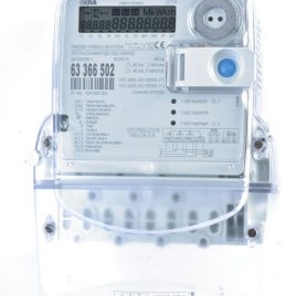 Bidirectional billing meter