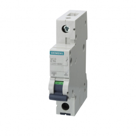 Siemens DC Circuit Breaker 16A ,32 A , 40A ,63 A for photovoltaic applications.